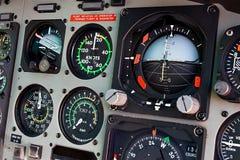 cockpit Arkivfoto