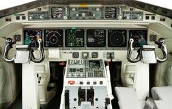 cockpit Fotografering för Bildbyråer