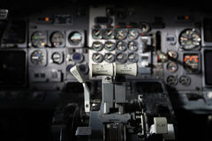 Cockpit Stock Image
