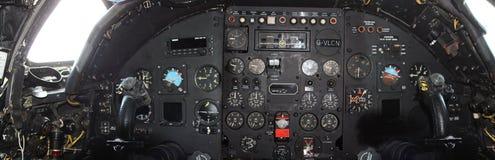 Cockpit Lizenzfreie Stockfotos