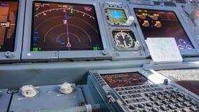 cockpit fotografia de stock royalty free