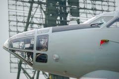 cockpit imagem de stock