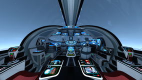 cockpit Stockfotos