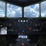 cockpit Imagens de Stock Royalty Free