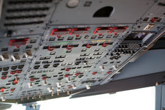 cockpit Fotografia Stock