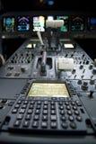 cockpit fotografia de stock