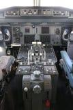 cockpit foto de stock