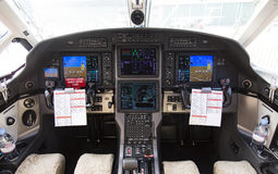 cockpit imagens de stock