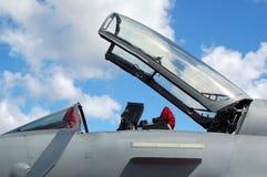 Cockpit canopy Stock Photos