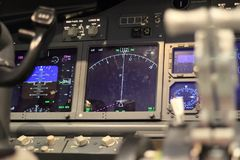 Cockpit Stock Photography