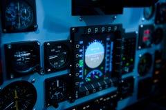 Cockpit control Royalty Free Stock Photo