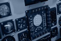 Cockpit control Royalty Free Stock Photos