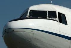 Cockpit Douglas-DC2 stockbilder