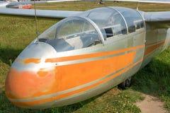 The cockpit glider. Stock Photo