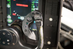 Cockpit internal View Stock Photography