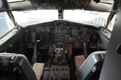 Cockpit Stock Photography