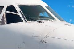 Cockpitnahaufnahme Lizenzfreie Stockfotos