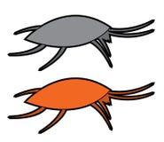 Cockroach royalty free illustration