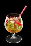 Cocktai alcoólico frio Imagens de Stock Royalty Free