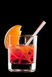 Cocktai alcohólico frío Imagen de archivo libre de regalías