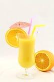 cocktail à l'esprit de lumière d'été Image stock