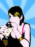 Cocktail vector illustratie