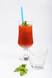 Cocktail with tomato juice and vodka Royalty Free Stock Photography