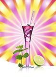 Cocktail Foto de Stock