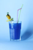Cocktail. With straw and decoration Stock Photo