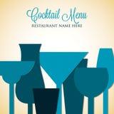 Cocktail! ilustração do vetor