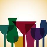 Cocktail! ilustração stock