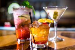 cocktail immagini stock