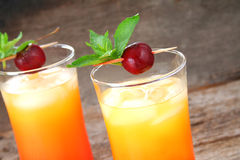 Cocktail Fotografia Stock Libera da Diritti