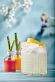 Cocktail aigre de vodka images libres de droits