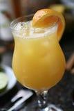 Cocktail alaranjado fotografia de stock