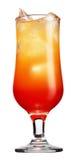 Cocktail alaranjado Imagens de Stock Royalty Free