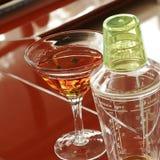 Cocktail alaranjado Imagem de Stock