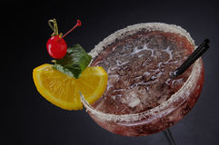 Cocktail alcoólico fotografia de stock royalty free