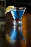 Cocktail alcoólico colorido Foto de Stock