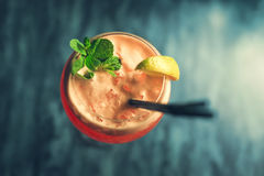 Cocktail. Royalty Free Stock Photo