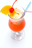 Cocktail alcoólico frio Fotografia de Stock
