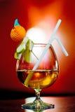 Cocktail alcoolique Photo libre de droits