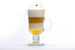 Cocktail alcoolique froid Photographie stock
