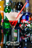 Cocktail Angel's Delight Royalty Free Stock Photos