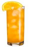 Cocktail arancione Immagini Stock