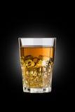 Cocktail avec de la glace Photo stock