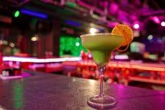 Cocktail at bar Stock Photos