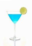 Cocktail blu Fotografia Stock Libera da Diritti
