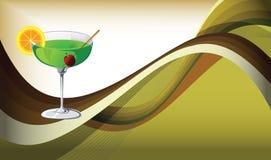 Cocktail - boisson de réception Photos libres de droits