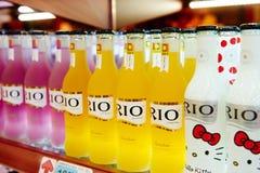 Cocktail Soft drinks beverages Stock Images